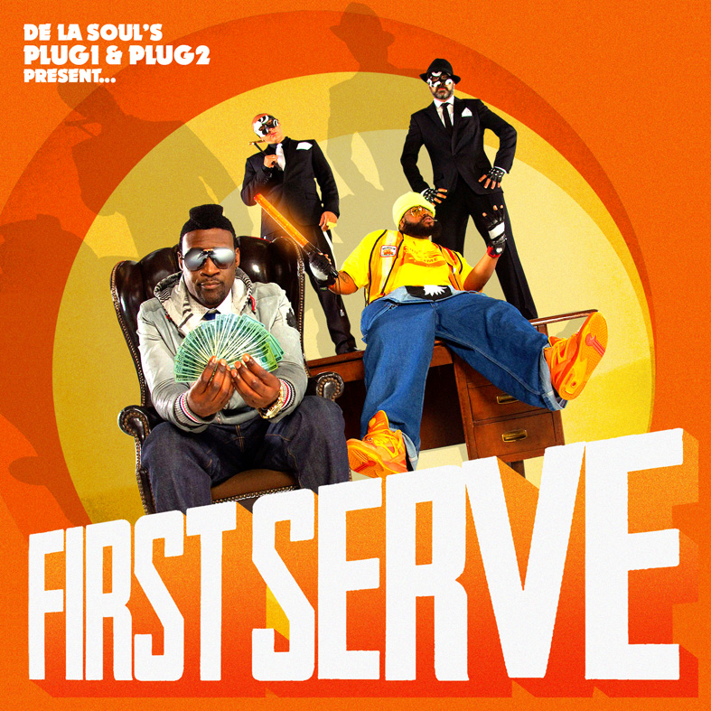 De La Soul Presents First Serve - @@@1/2 (Review)