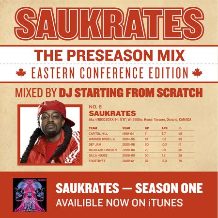 Saukrates -