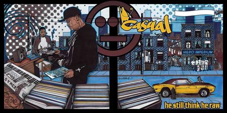 Casual (Hieroglyphics) -