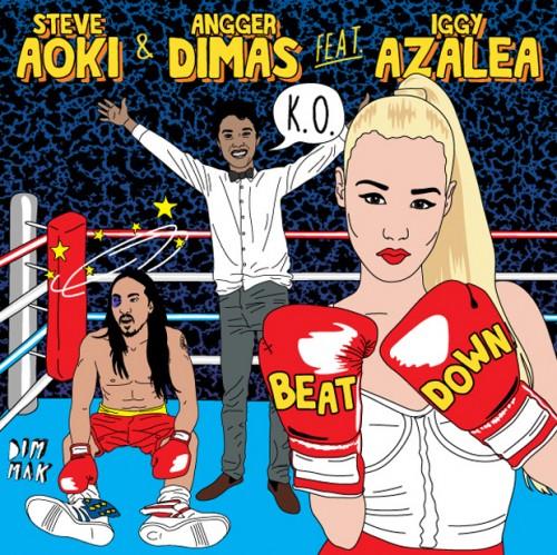 Steve Aoki + Angger Dimas -