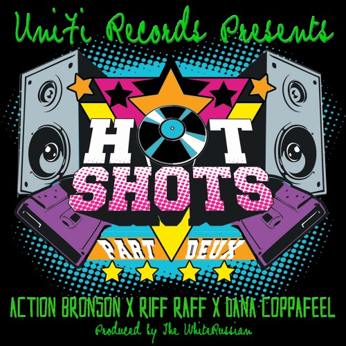 Action Bronson + Riff Raff + Dana Coppafeel - 