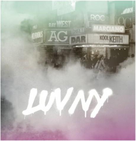 Luv NY -