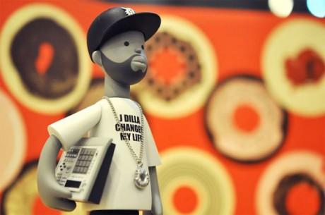 J. Dilla Vinyl Figures Coming