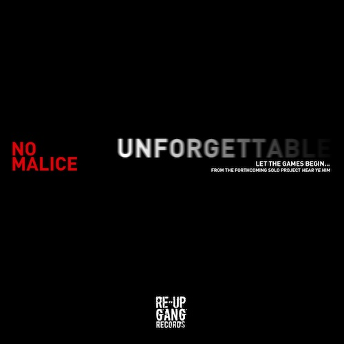 No Malice -