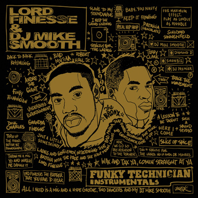 Lord Finesse & Mike Smooth