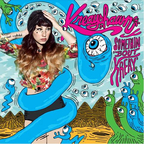 Kreayshawn's